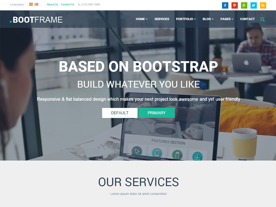 https://themes.svn.wordpress.org/bootframe-core/1.0.6/screenshot.png