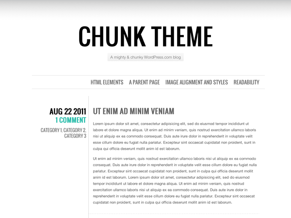 https://themes.svn.wordpress.org/chunk/1.2/screenshot.png