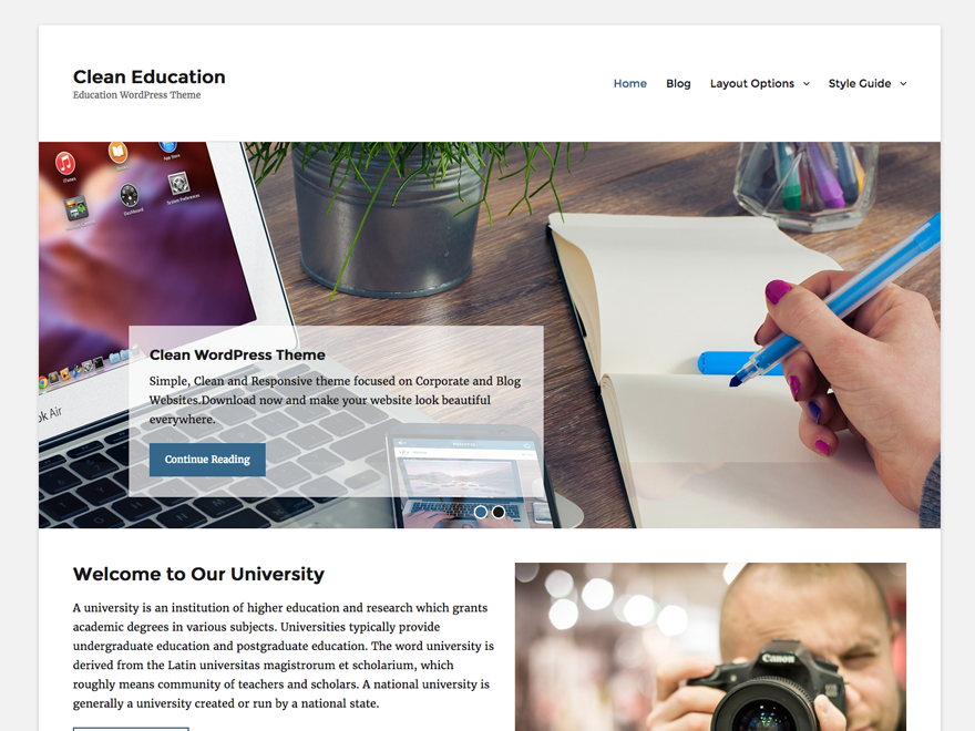 https://themes.svn.wordpress.org/clean-education/1.0/screenshot.png