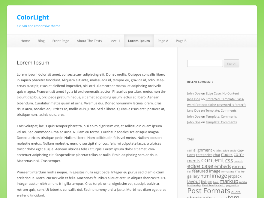 https://themes.svn.wordpress.org/colorlight/1.1.2/screenshot.png