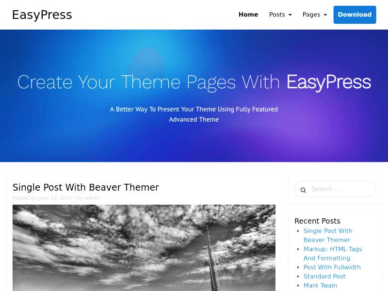 https://themes.svn.wordpress.org/easy-press/1.0.3/screenshot.png