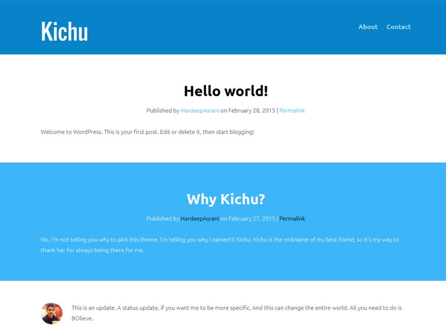 https://themes.svn.wordpress.org/kichu/1.0/screenshot.png