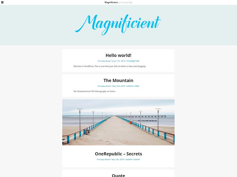 https://themes.svn.wordpress.org/magnificient/1.3.3/screenshot.png