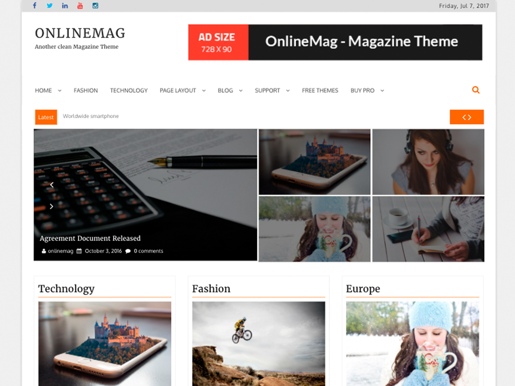 https://themes.svn.wordpress.org/onlinemag/0.1.0/screenshot.png