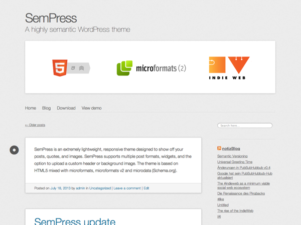 https://themes.svn.wordpress.org/sempress/1.5.2/screenshot.png