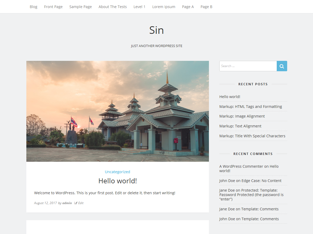 https://themes.svn.wordpress.org/sin/1.0.20/screenshot.png