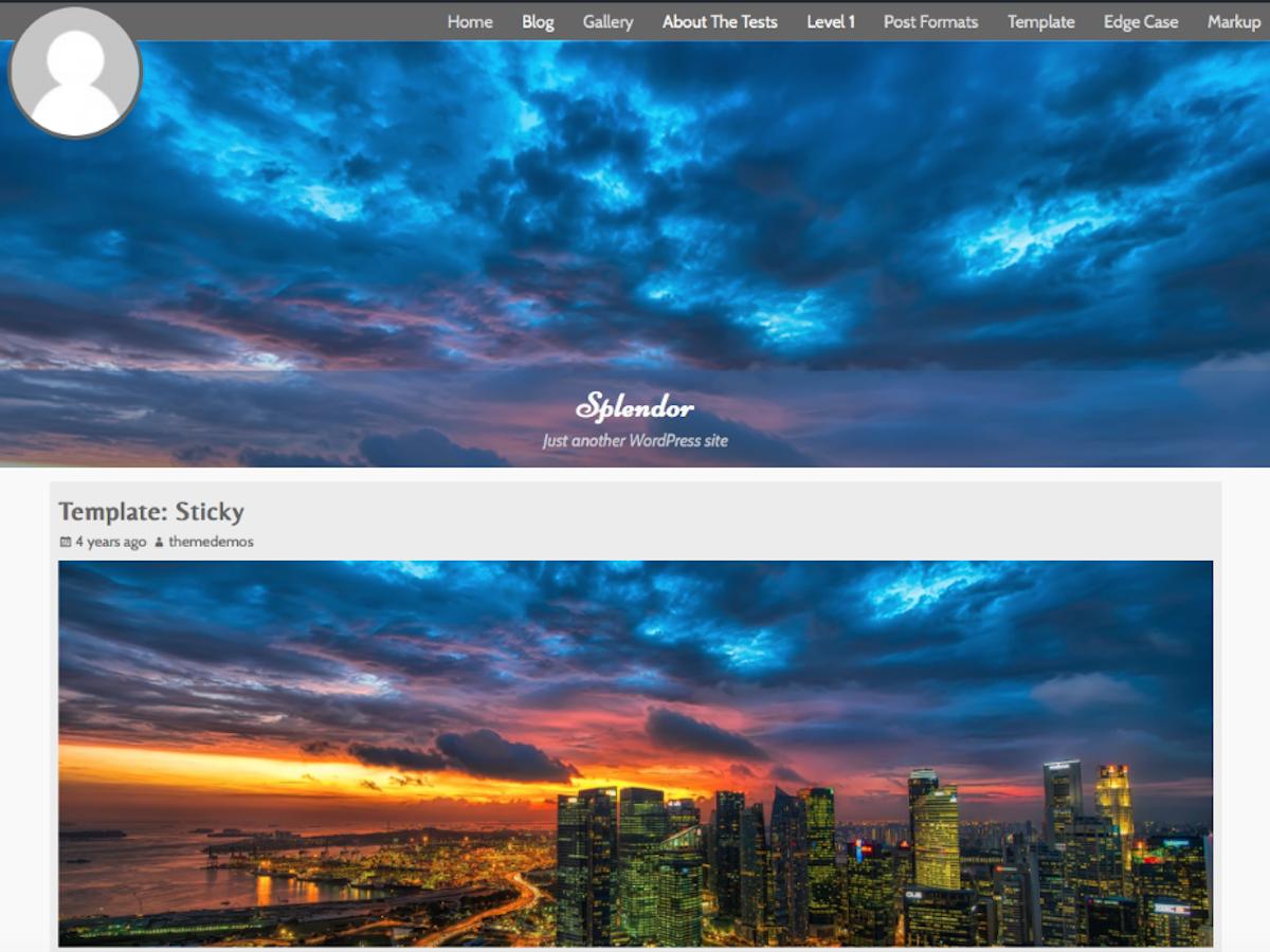 https://themes.svn.wordpress.org/splendor/1.0.0/screenshot.png