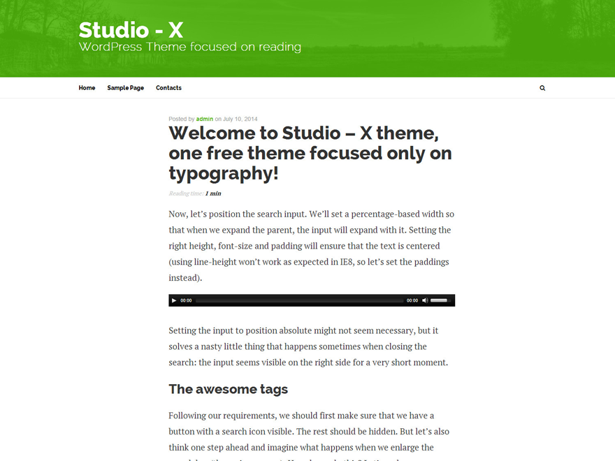 https://themes.svn.wordpress.org/studio-x/1.1.0/screenshot.png